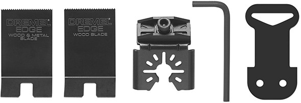 Dremel Edge Series Oscillating Multi-Tool Blades