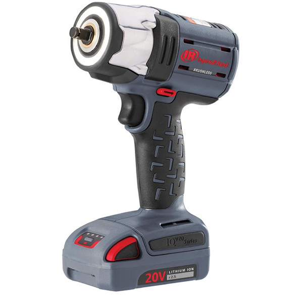 Ingersoll Rand 20V W5132 Compact Impact Wrench with LED Ring