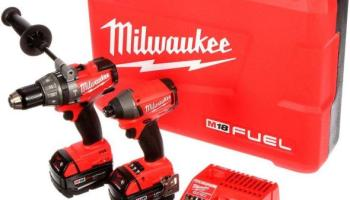 milwaukee m18 logo. deal: milwaukee m18 fuel drill driver combo (last gen) at 20% off logo