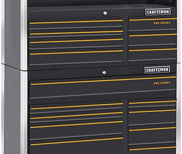Craftsman 41-inch Pro Series Tool Storage Combo
