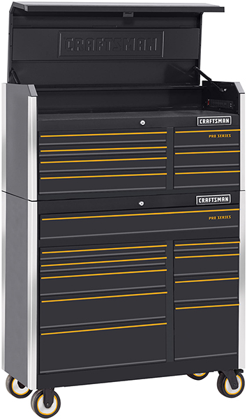 Craftsman 41-inch Pro Series Tool Storage Combo