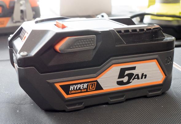 Ridgid 18V 5Ah Battery Pack