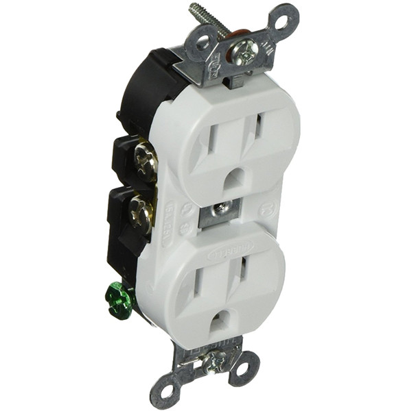 Hubbell 5262 Outlet