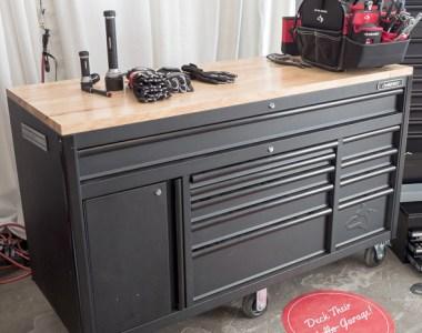 Husky 60-Inch Tool Storage Workbench