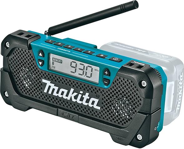 Makita RM01 CXT Cordless Radio