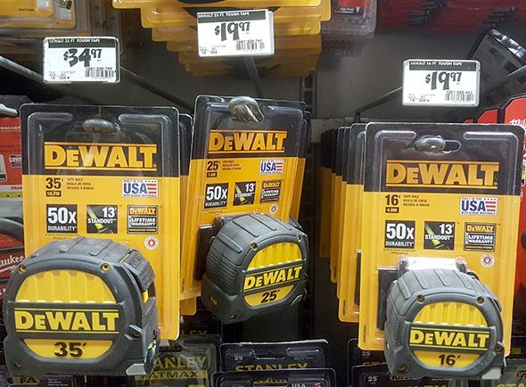 dewalt-usa-built-tough-tape-measures