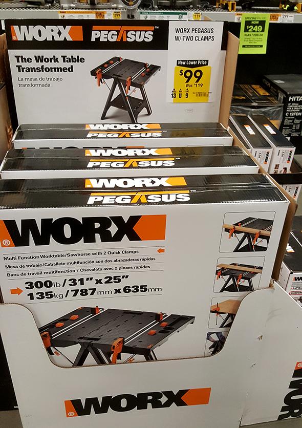 lowes-black-friday-2016-worx-pegasus-clamping-workbench