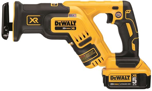 Dewalt 20v Max DCS367 Compact Brushless Reciprocating Saw