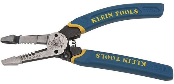 Klein heavy duty wire strippers