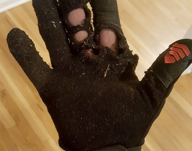 Craftsman Work Gloves Worn Out