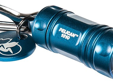 Pelican 1810 Keychain LED Flashlight