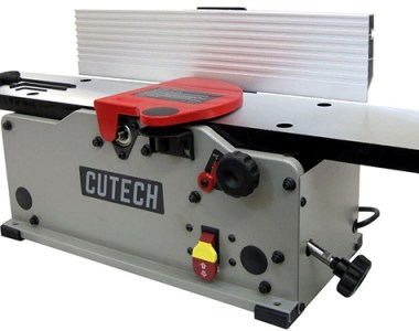 Cutech Spiral Cutterhead Jointer