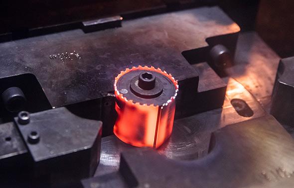 Milwaukee Carbide Hole Saw Metal