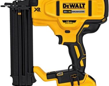 Dewalt DCN680D1 Brushless Brad Nailer