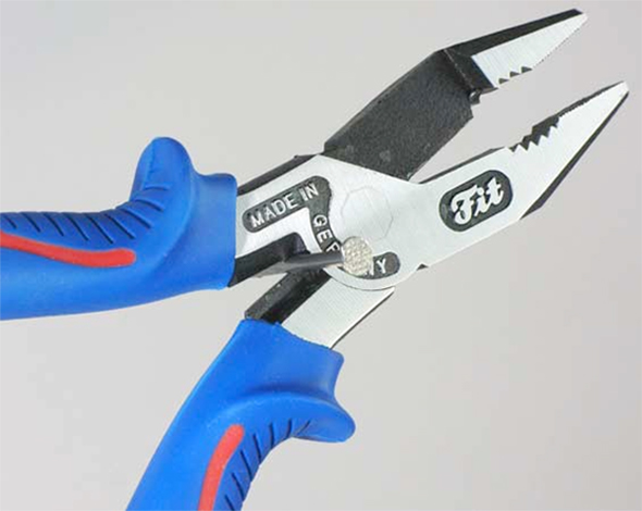 Fit Pliers Cutting Steel Nail