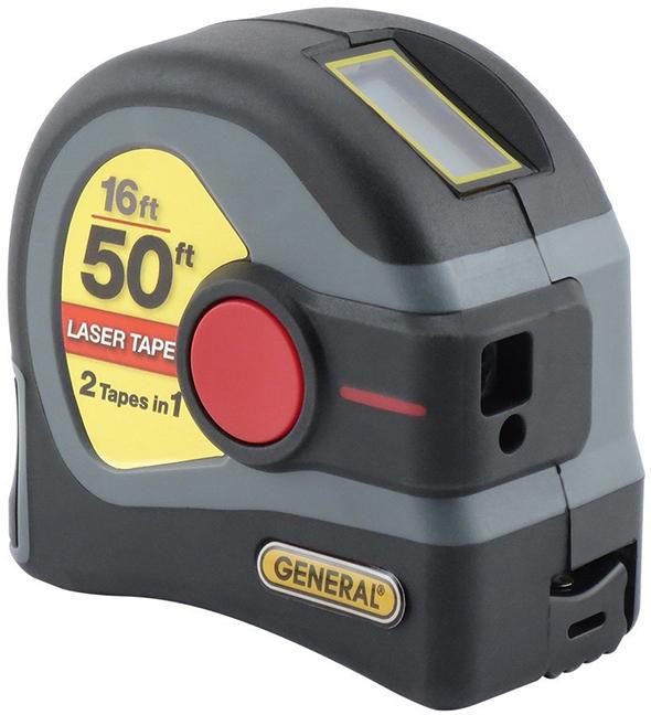 General Tools Laser Tape Measure