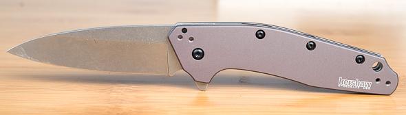 Kershaw Dividend Knife Open