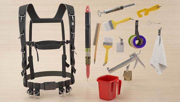 Mechanics Caulking Tools