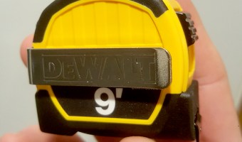 Dewalt Pocket Tape Measure Size