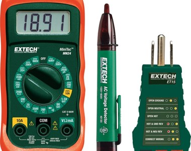 Extech MN24-KIT Electrical Test Kit