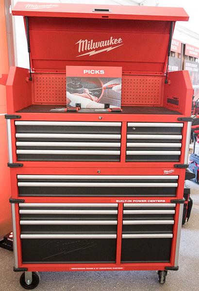 Milwaukee 46-Inch Premium Tool Storage Combo