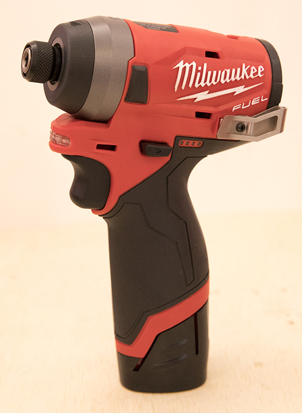 Milwaukee M12 Fuel Impact Driver 2nd Generation