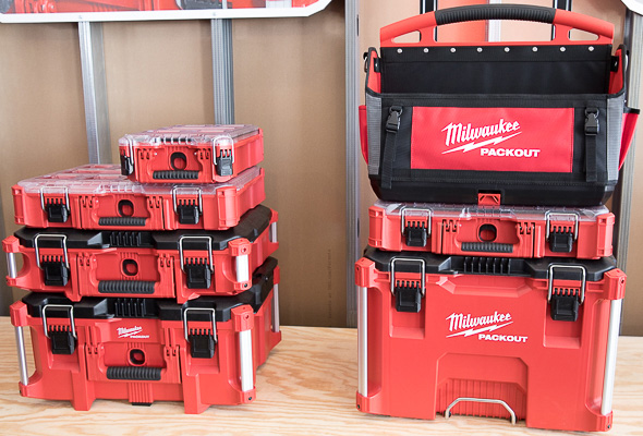 Milwaukee Packout Small Tool Storage Examples