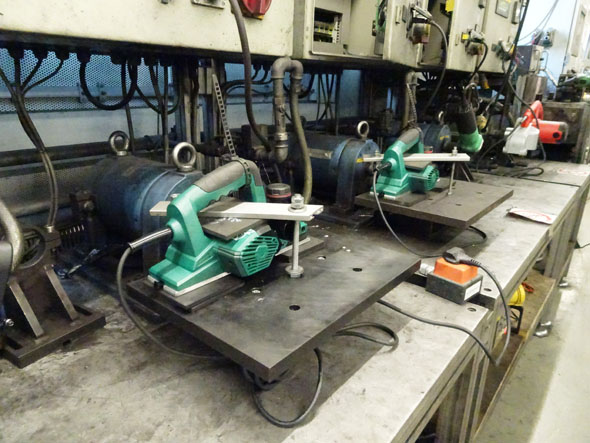 planers been tested on dynamometers at Metabo factory