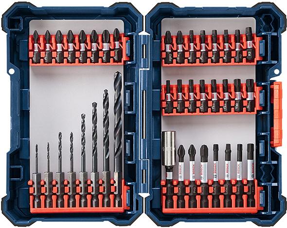 Bosch Custom Case System 40pc Starter Set