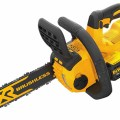 Dewalt 20V Max chainsaw product shot
