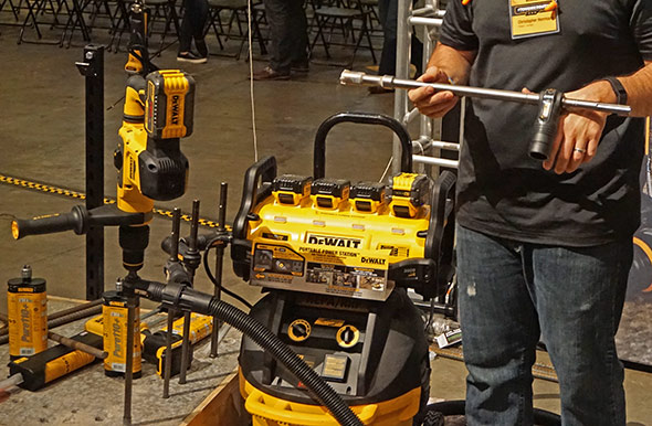 Dewalt Dust X Plus System