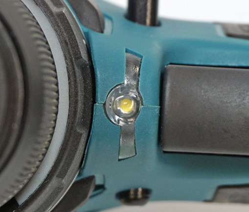 Makita XFD06 Drill LED
