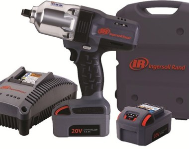 Ingersoll Rand W7150-K2 Cordless Impact Wrench Kit