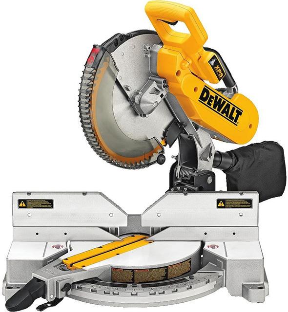Dewalt DW716XPS 12-inch Compound Miter Saw