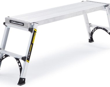 Gorilla Ladders Pro Aluminum Work Platform