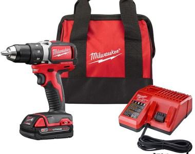 Milwaukee 2701-21P M18 Black Friday Drill Kit Special 2017