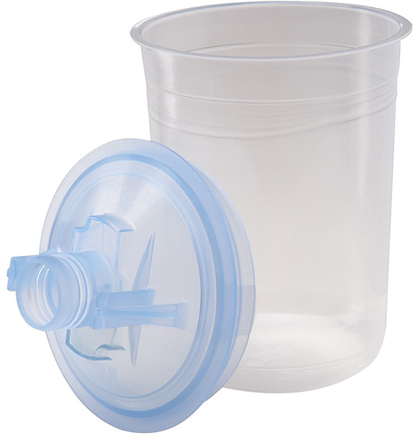 3M PPS Liner Cup with Filter