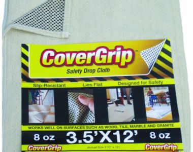 Cover Grip Safety Drop Cloth