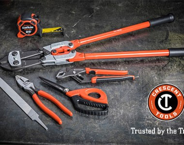 Crescent Tools New Branding for 2018