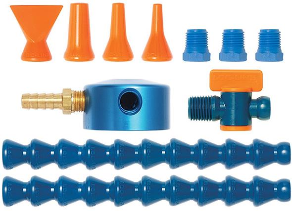 Loc-Line Magnetic Base Manifold Kit