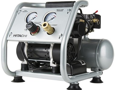 Hitachi EC28M Quiet Air Compressor
