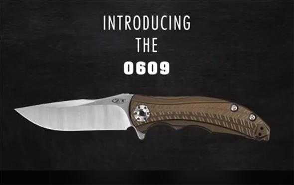 Zero Tolerance 0609 Knife 2018 Introduction