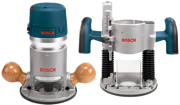 Bosch 1617 Router Kit