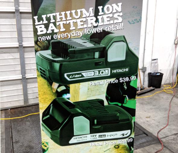 Hitachi Battery Retail Prices