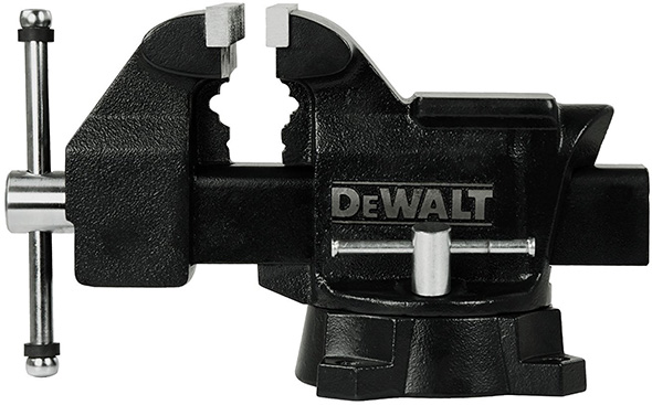New Dewalt Bench Vises And They Re Not Bright Yellow