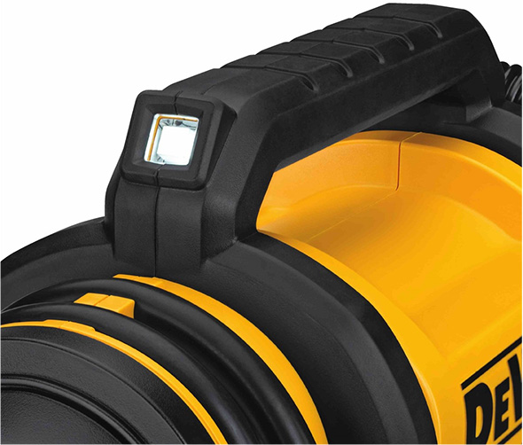 Dewalt 20V Max Cordless Inflator LED Worklight
