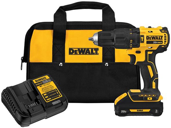 Dewalt DCD778L1 Brushless Hammer Drill Kit
