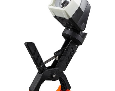 Klein LED Clamp Light