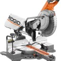 Ridgid 18V 10 inch Sliding Miter Saw
