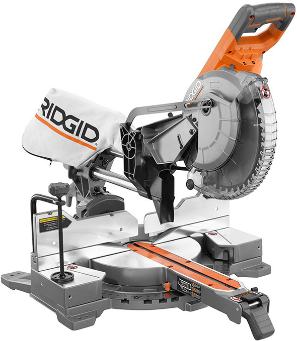 Ridgid Chop Saw Parts Diagram